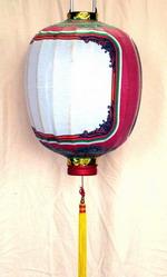 60公分五色雨傘燈